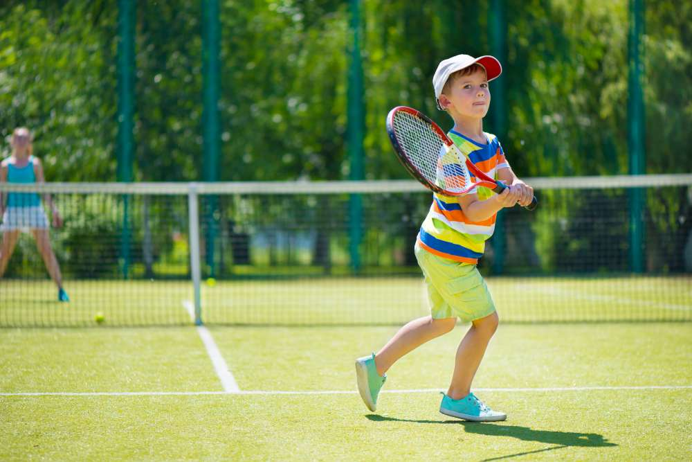 Tennis lessons for children in London by Bodyswot Tennis (5)