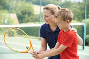 Tennis camps in London