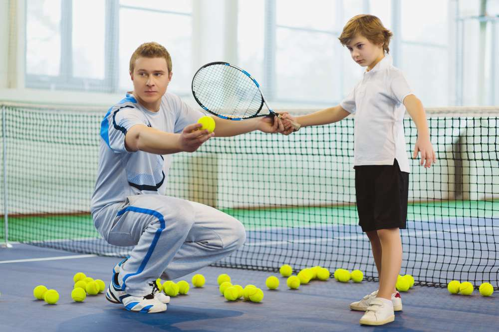 Tennis lessons for children in London by Bodyswot Tennis (9)-1000
